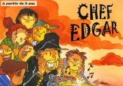 "Couverture du CD ""Chef Edgar"""